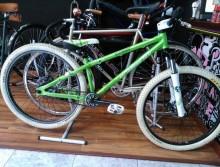 bicicleta DIRT-DUAL