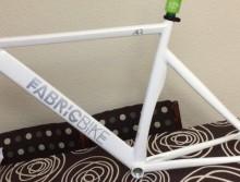 Fabricbikes frameset T.52
