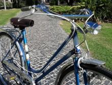 bicicleta urbana 3 vel