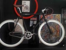 Fabric bikes T53