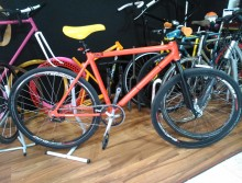 Bicicleta Alu S/S OFERTA