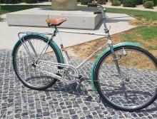 bicicleta crescent