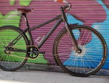 Bicicle alu con freno disco