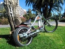 Chopper Oxido Cromo